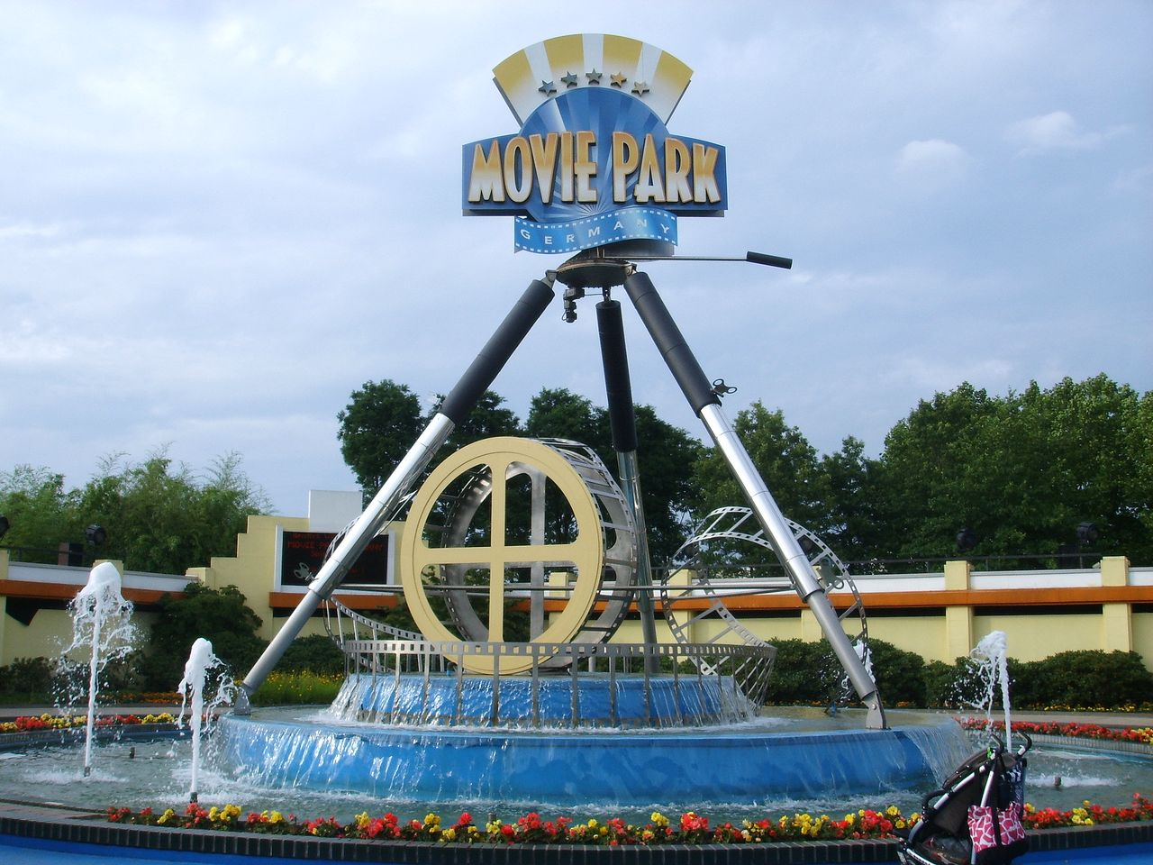 Movie World, кинопарк
